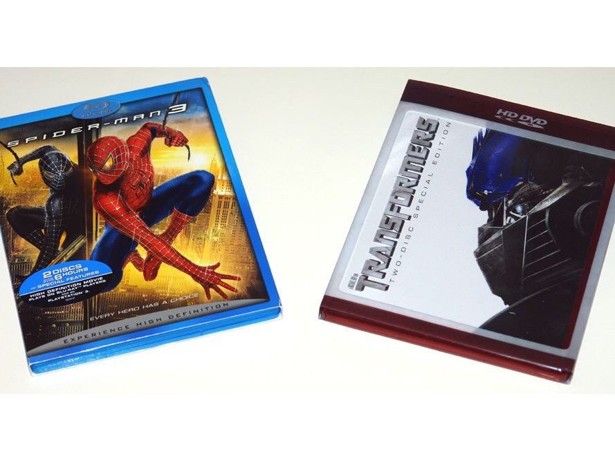 The Blu-ray and HD-DVD Formats - What You Need to Know