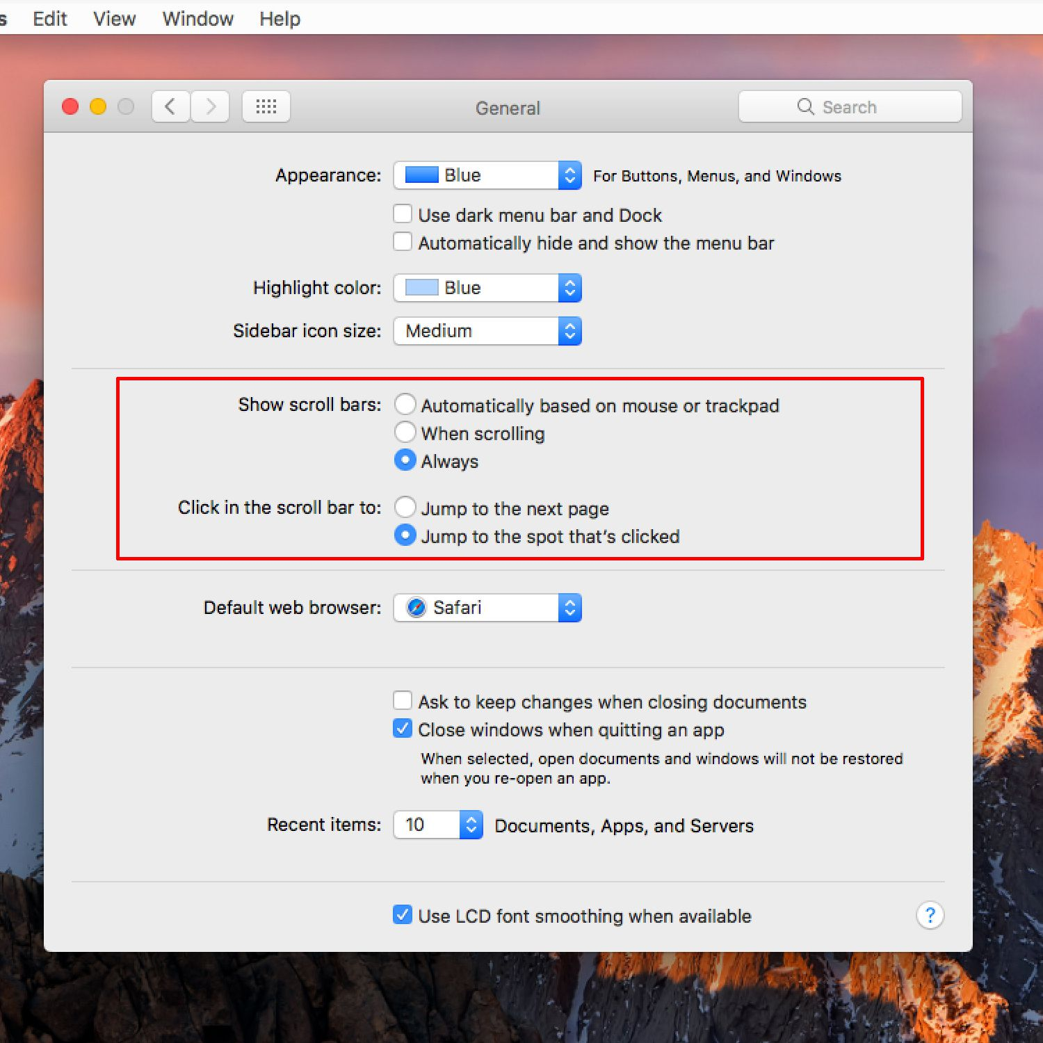 How to Make Scrolling on Your Mac Work for You