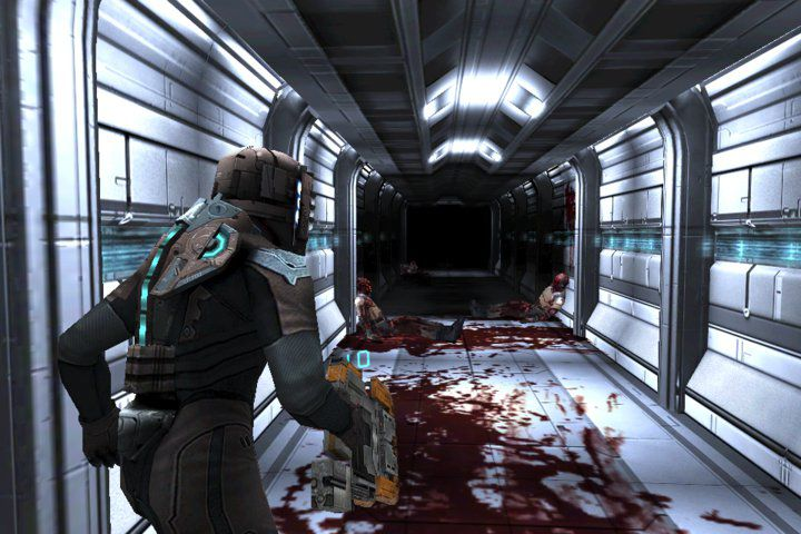 Dead space apple game of the year ipad 2011