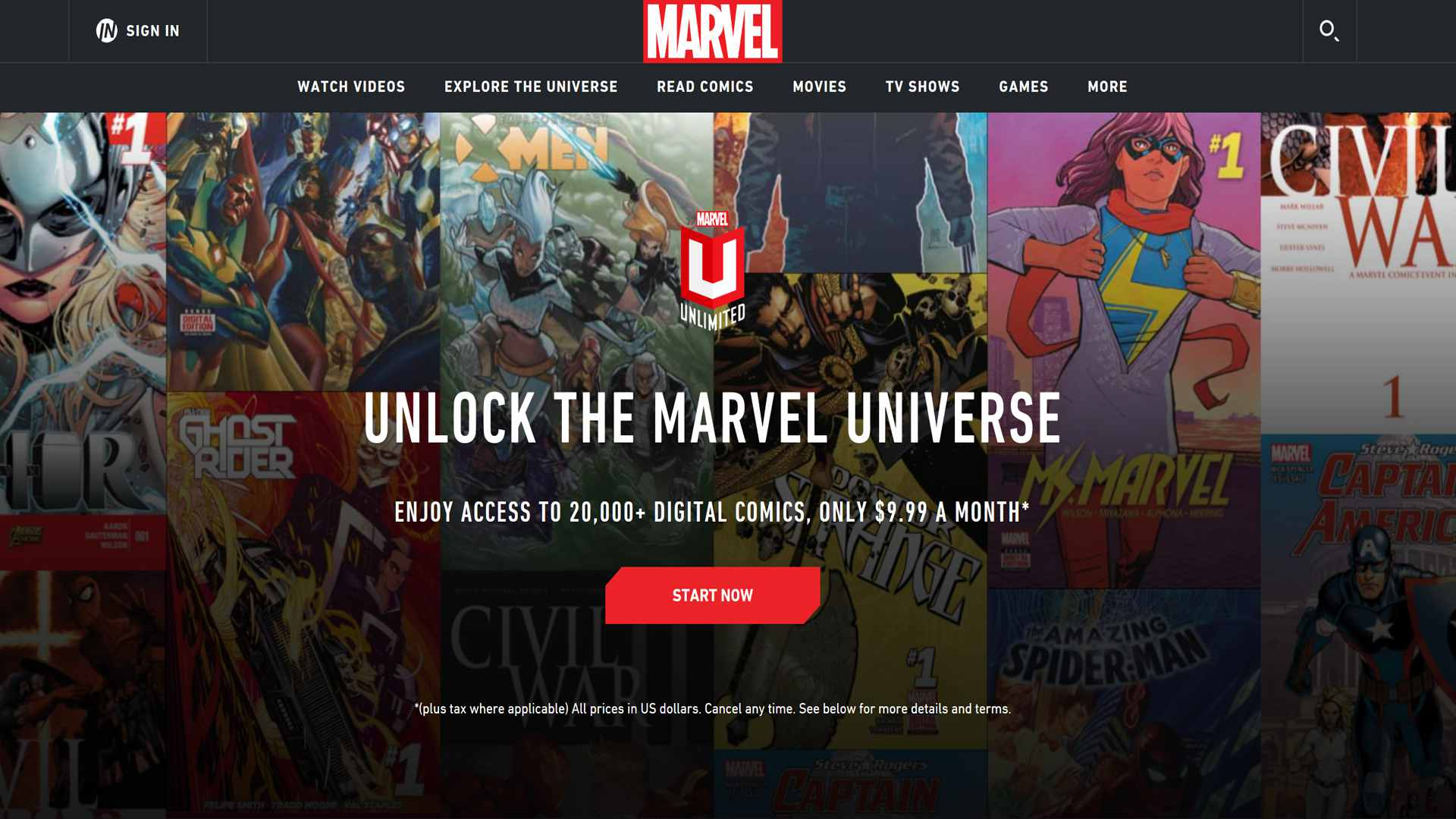 The 7 Best Websites to Read Comic Books Online