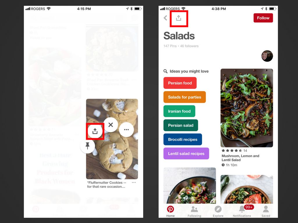 How to Send Private Messages on Pinterest