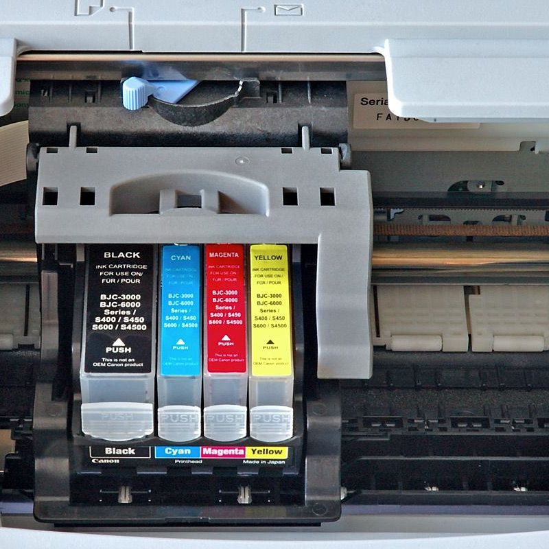How to Clean Your Printer's Printheads