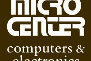 Picture of a Micro Center logo