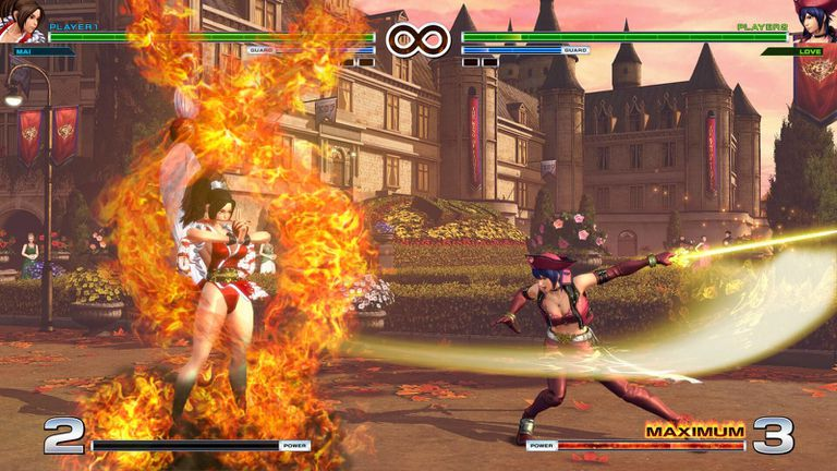 King of Fighters XIV screenshot
