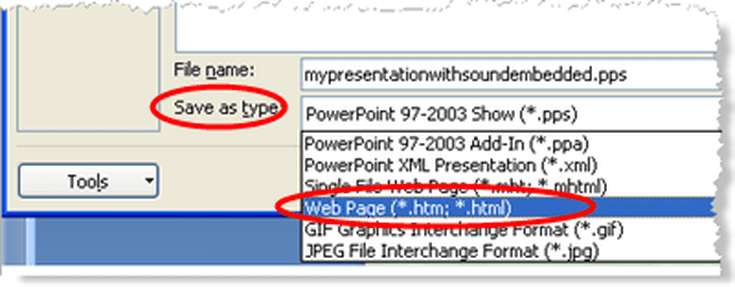 Save sounds that are embedded in powerpoint slideshows toneelgroepblik Images