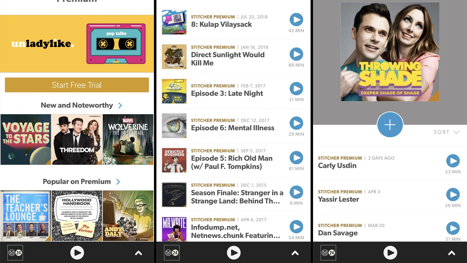 What Is The Stitcher Podcast App And How Does It Work?