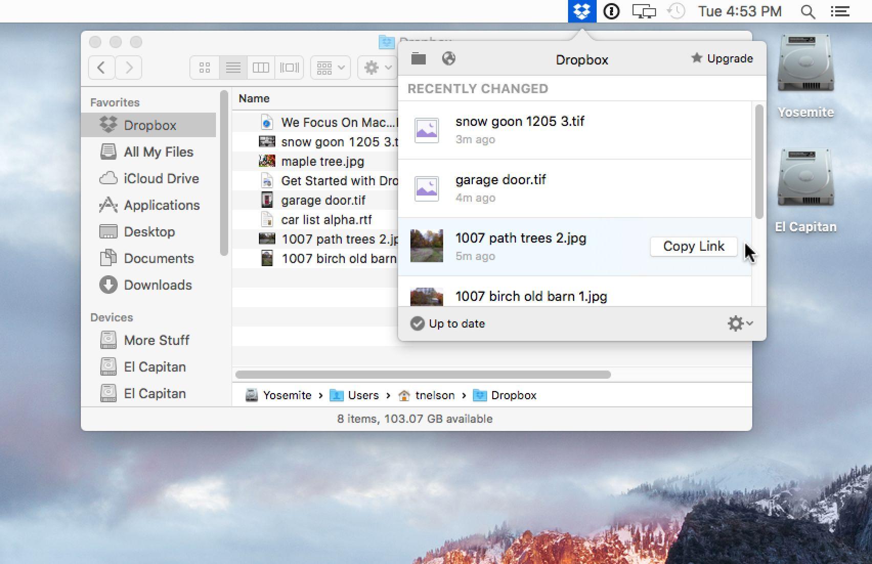 Dropbox For Mac Os X 10.5