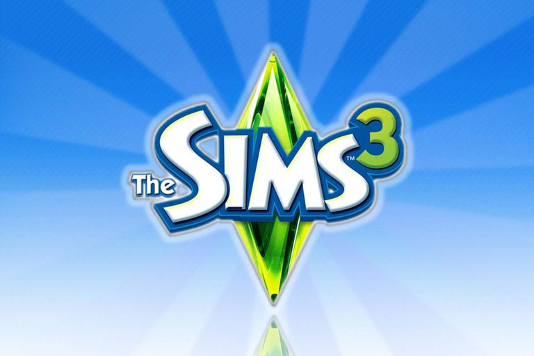 The Sims 3 Splash Screen