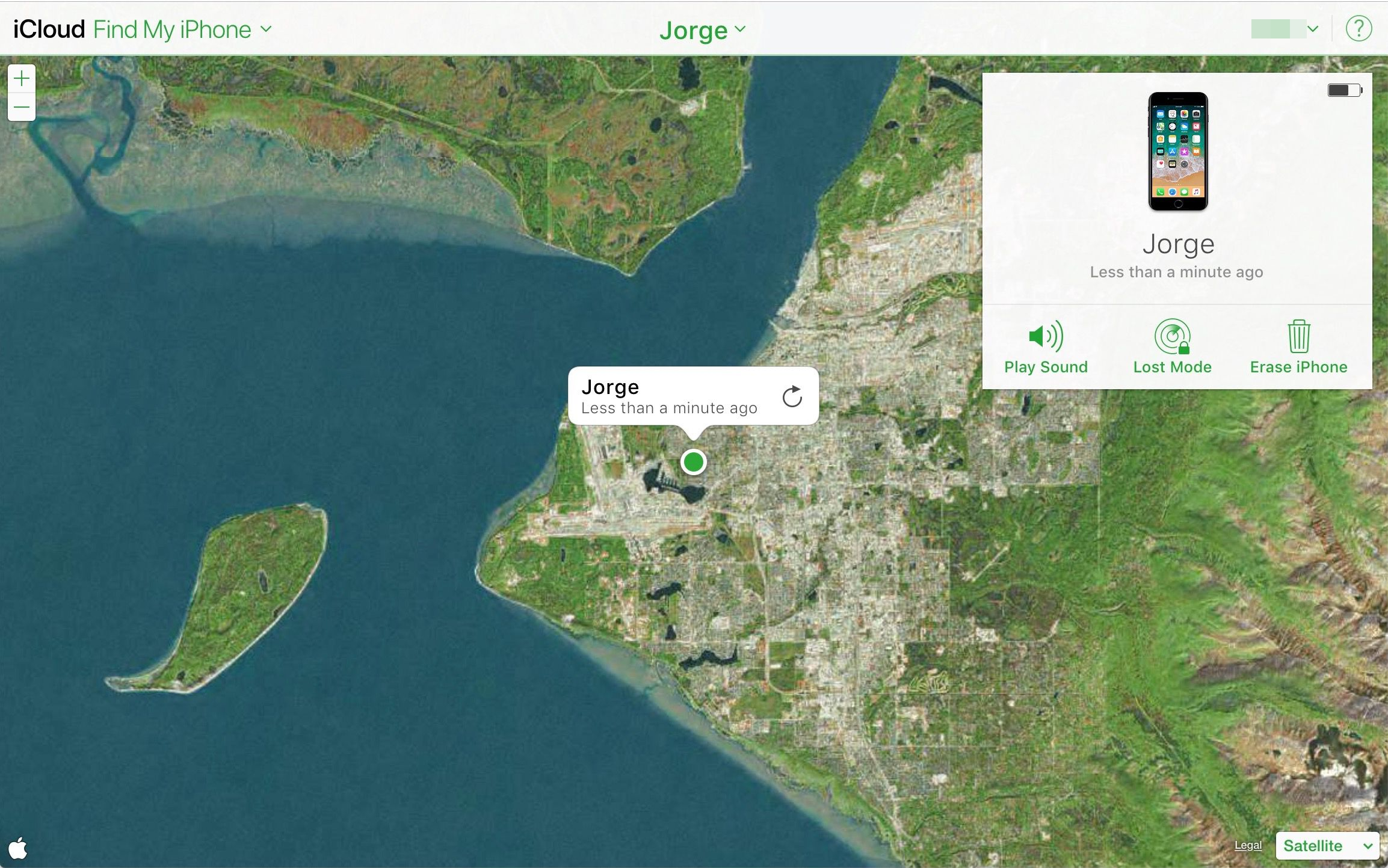 Use 'Find My iPhone' to Locate a Lost or Stolen Phone on map tattoos, map pens, map diy projects,