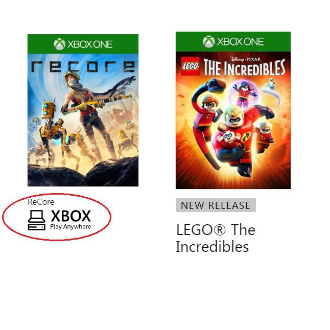 Xbox Play Anywhere Beginner's Guide
