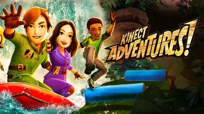 Kinect Adventures! cover art