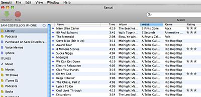 How to update ipod without losing all my songs and playlists