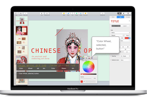 VoiceOver on Mac