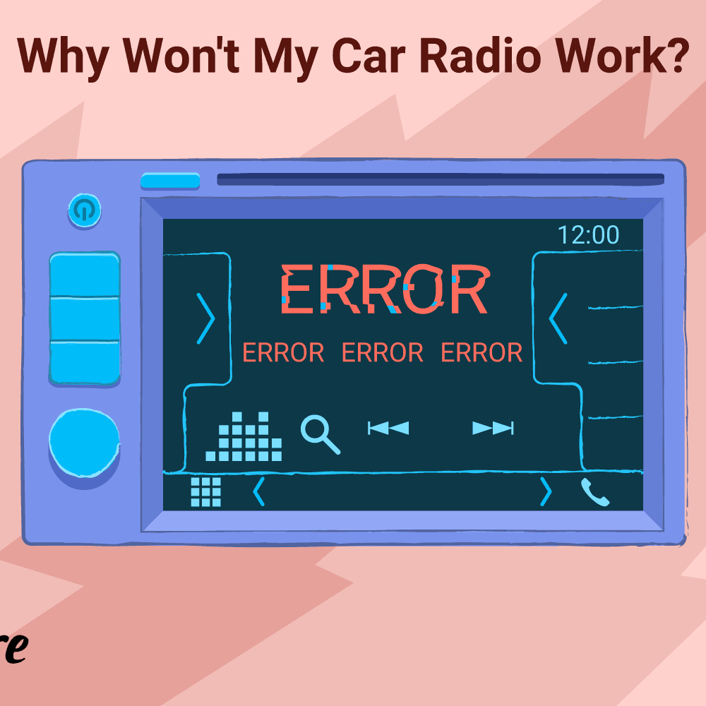 Car Radio Suddenly Stopped Working