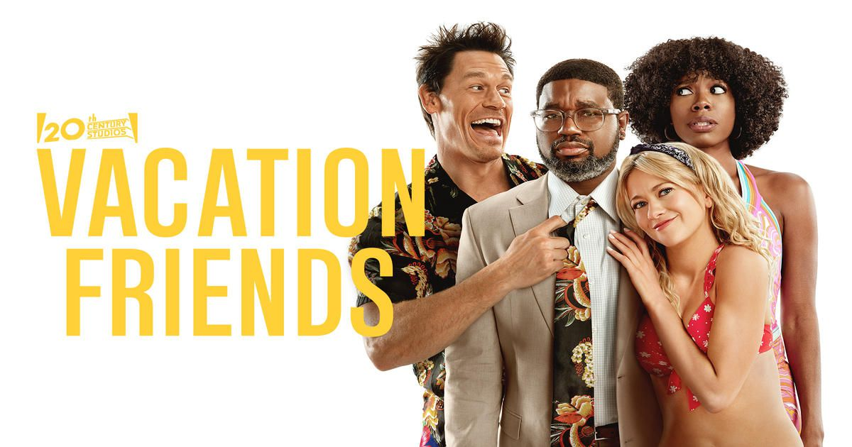 The cast of Vacation Friends
