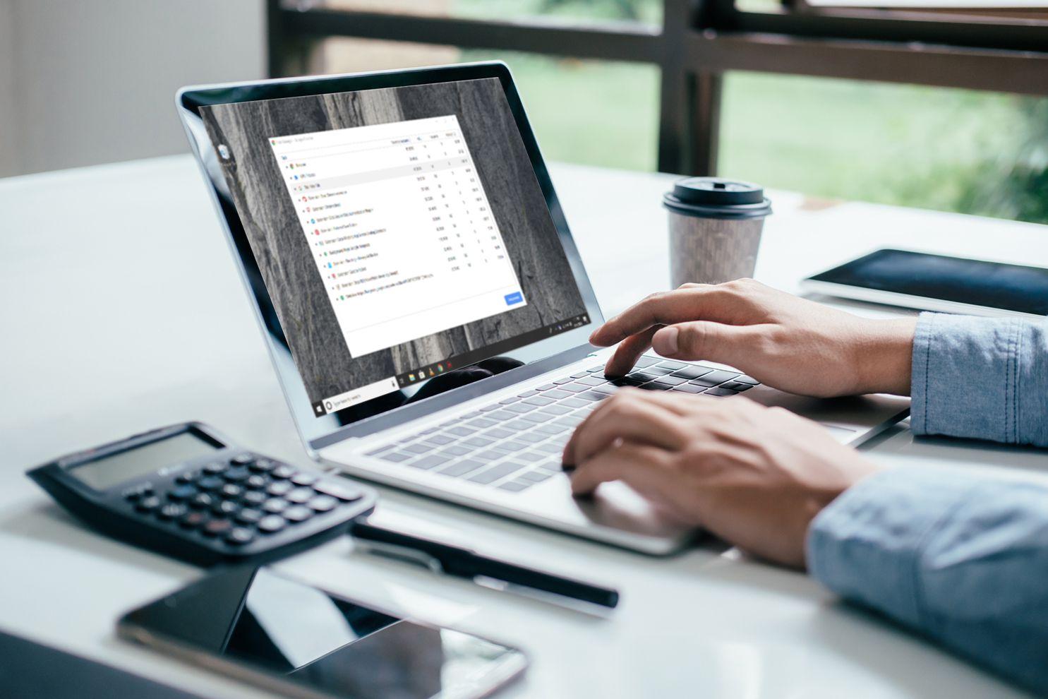 Google Chrome Taskmanager Mehrfach