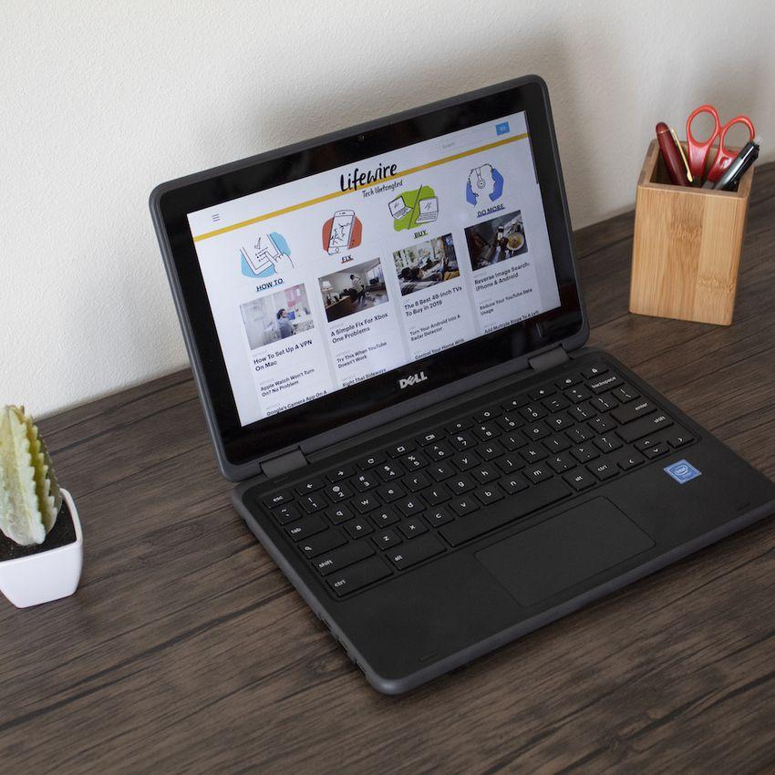 Dell Inspiron Chromebook 11 3181