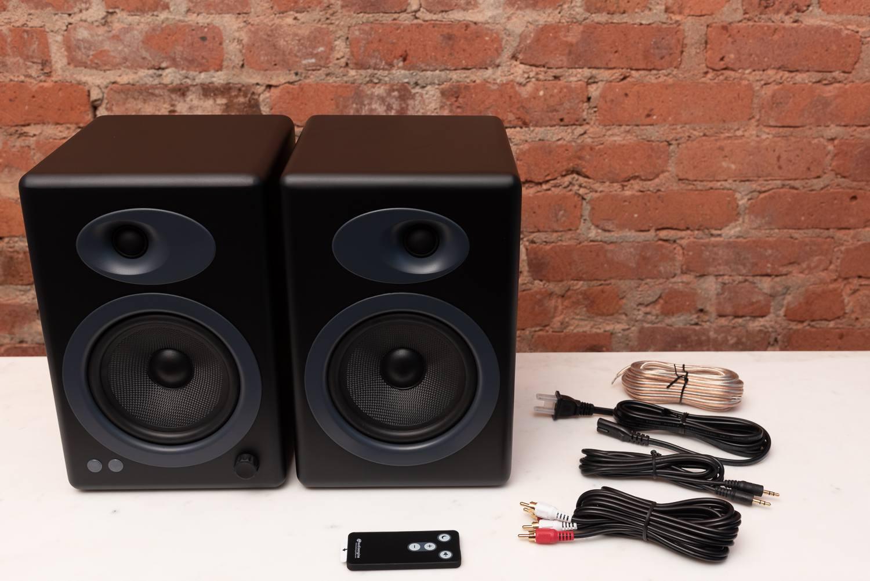 Audioengine A5+ Active 2-Way Speakers