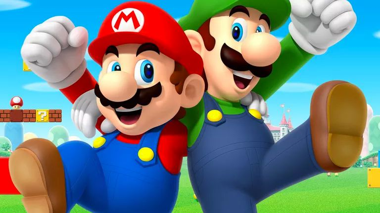 How Super Mario Bros. Saved Video Games