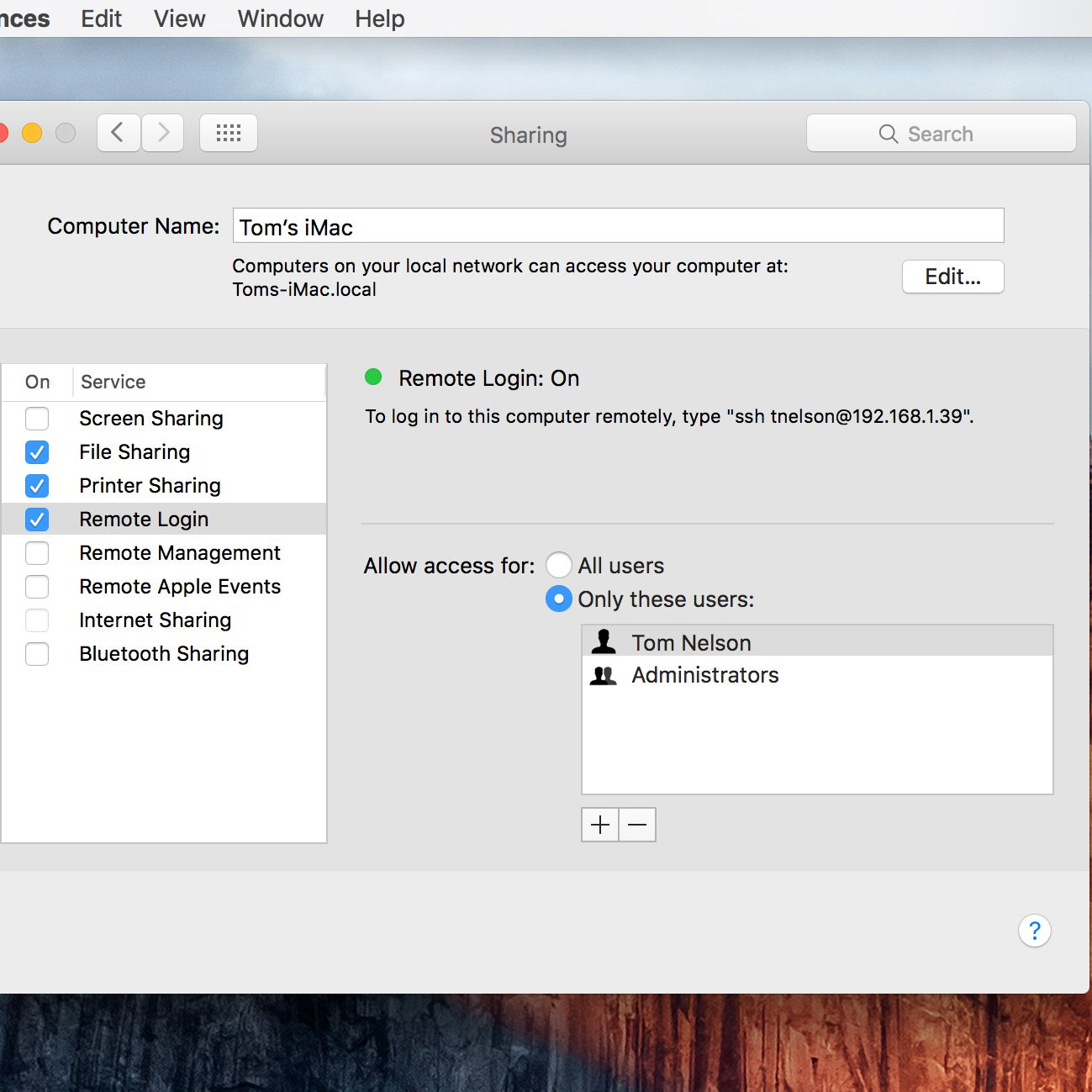 How to Remotely Restart or Shut Down Your Mac