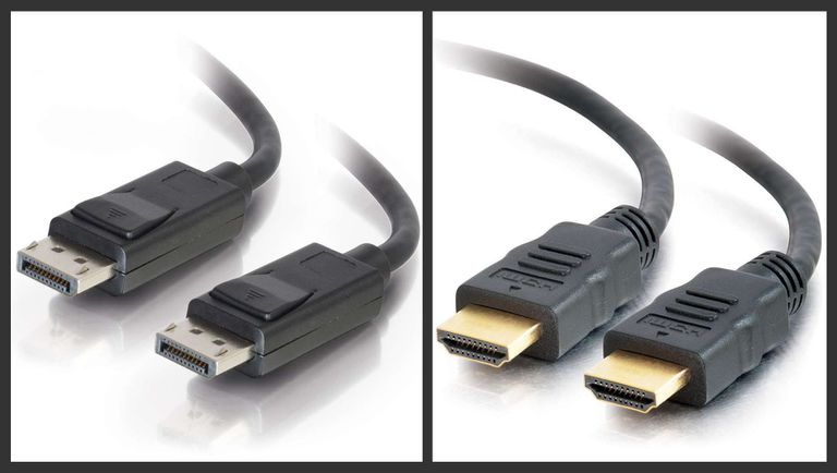 DisplayPort vs HDMI Connections and Cables