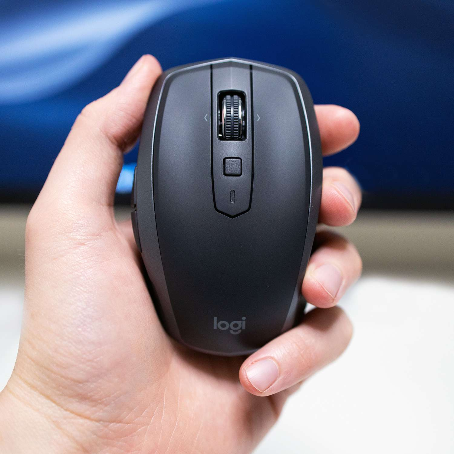 Hainter Gaming Mouse Wireless Rechargeable Mouse Slim Design Optical Mouse Notebook Computer Accessory