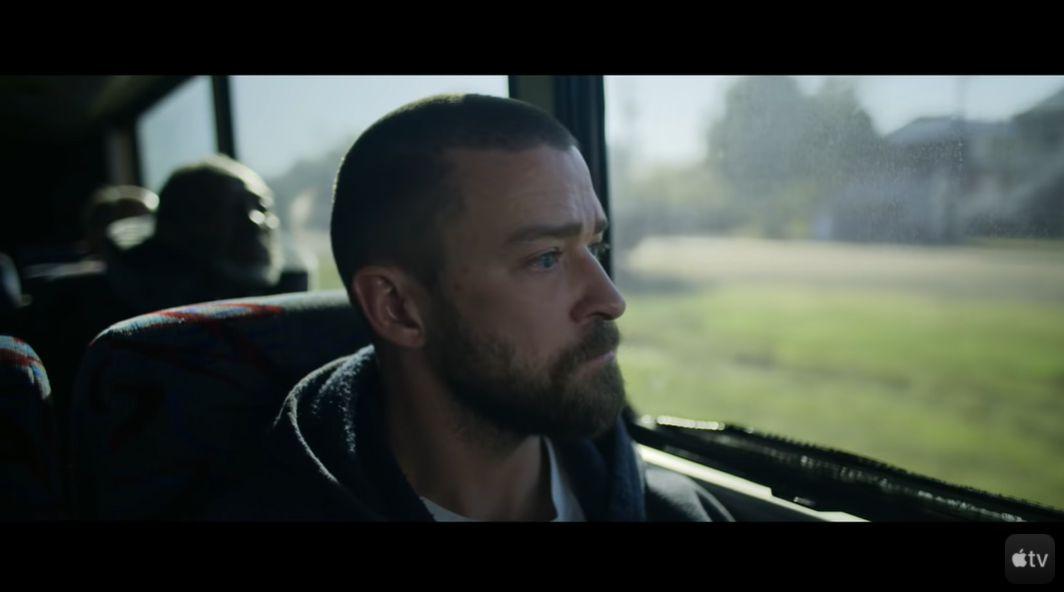 Justin Timberlake in 'Palmer'