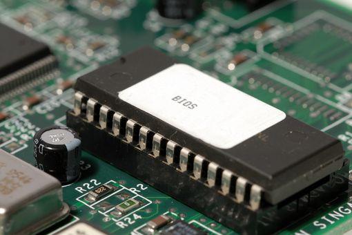 BIOS chip