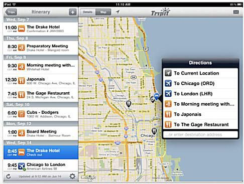 Best Gps Navigation And Travel Apps For Ipad