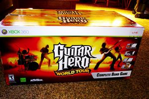 Guitar Hero World Tour Band Kit