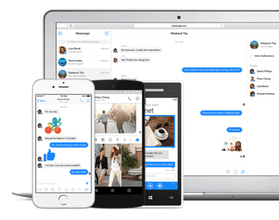 How to delete messages from facebook messenger looking for an old message your facebook chat history is easy to find ccuart Choice Image