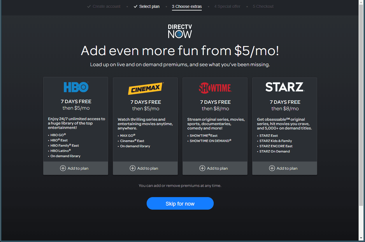 DirecTV Now: How to Watch ATT's Live Streaming Service