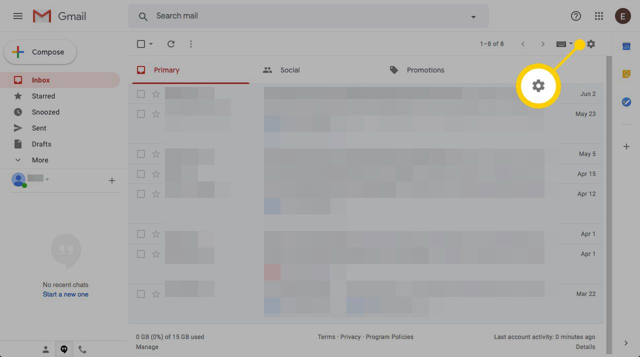 How to Configure Gmail Smart Labels