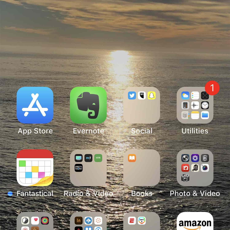 Reachability on iPhone X