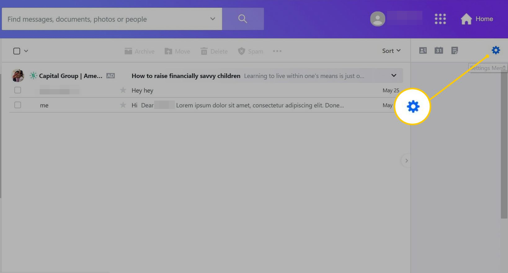 How to Set up Yahoo Mail Auto-Reply