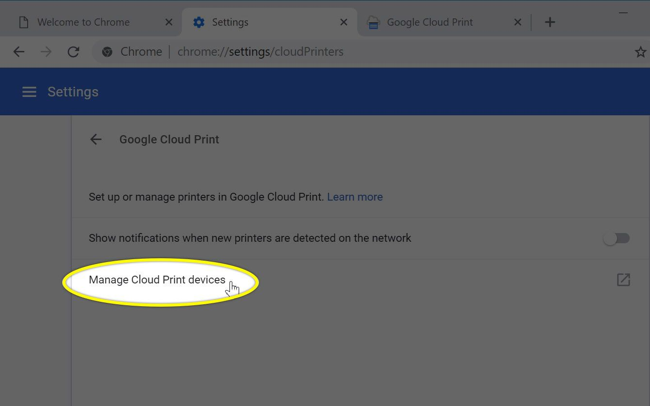 How to Print From Anywhere With Google Cloud Print