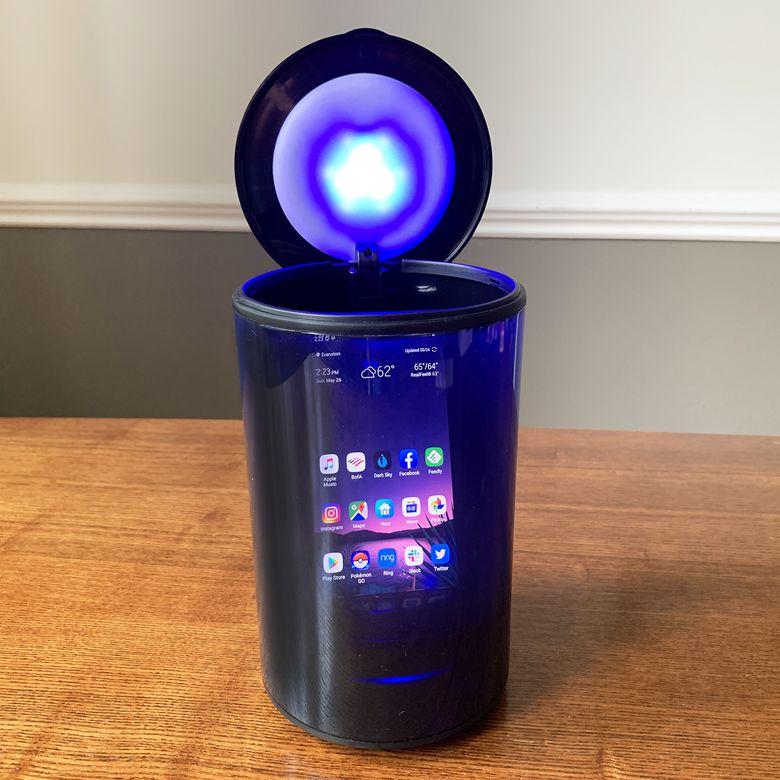LEDMEI LM-PS-001 Smartphone Sanitizer