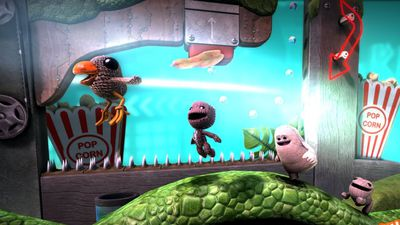 Screenshot of Little Big Planet 3