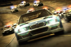 Need for Speed: Most Wanted game image
