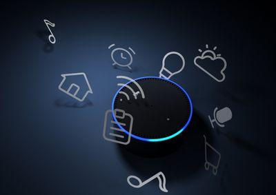 Example of an Amazon Echo