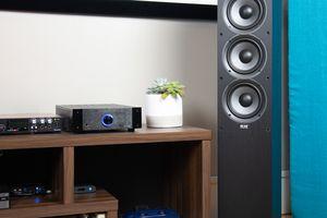 ELAC Debut 2.0 F5.2 Floorstanding Tower Speakers