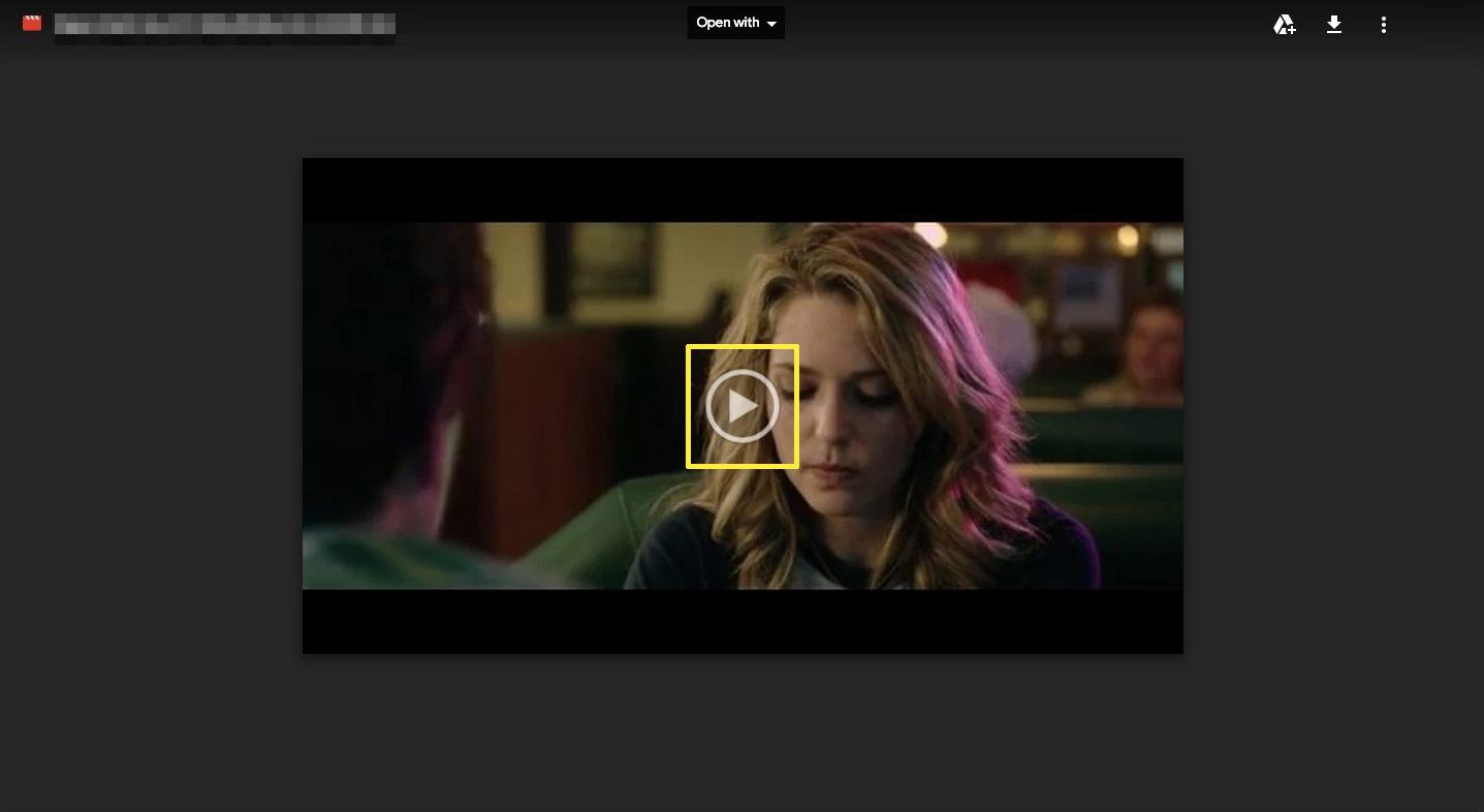 How to Download and Watch Google Drive Movies