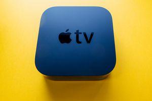 Apple TV 4K device
