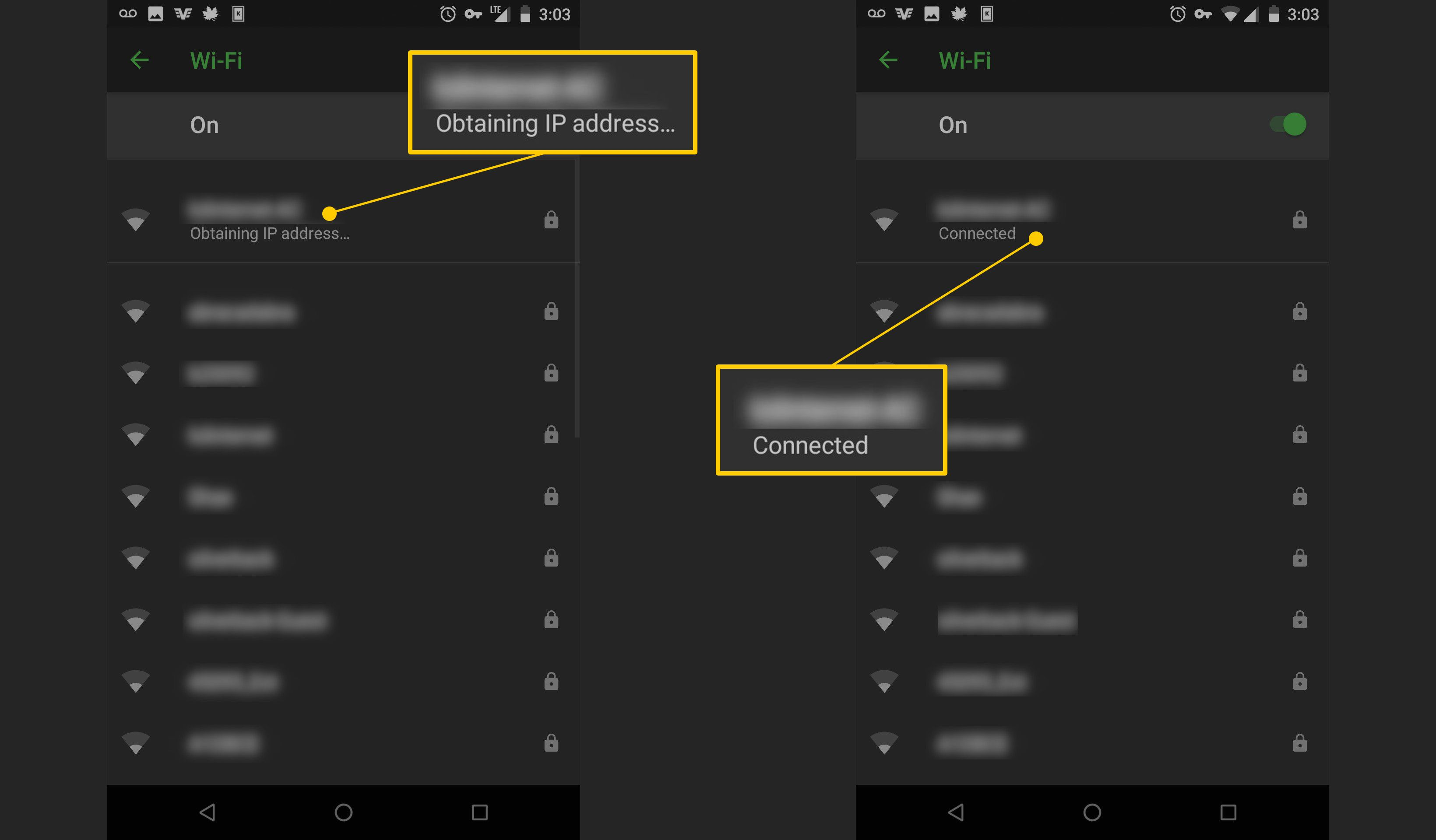 How to Connect Your Android Device to Wi-FI