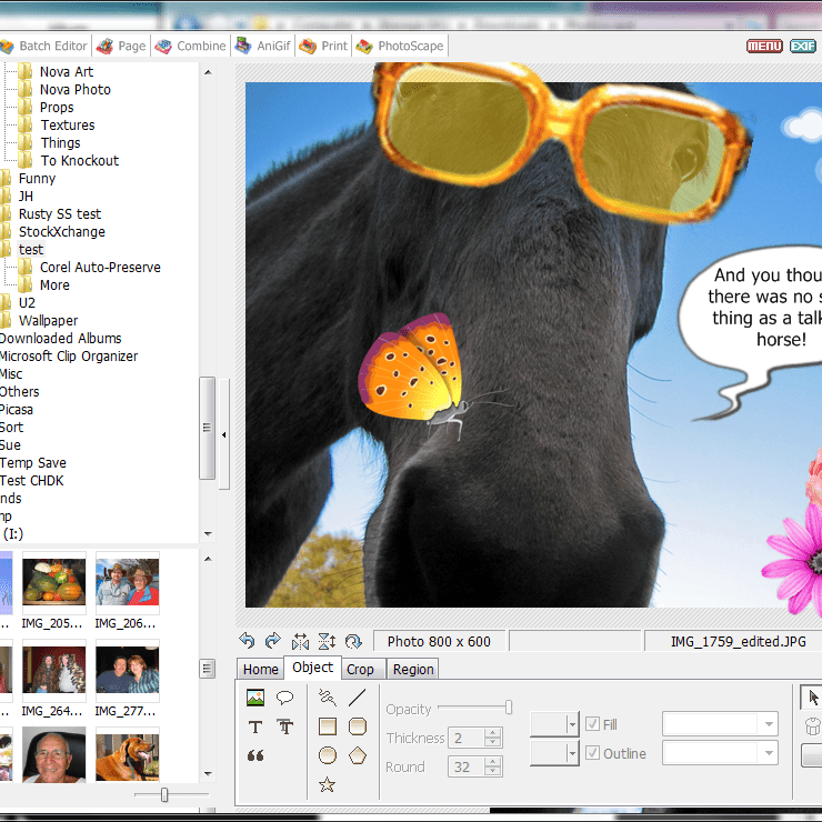 PhotoScape Review - Free Image Editing Software