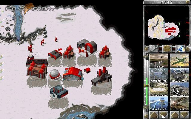 Image result for command and conquer red alert 1 cut scenes