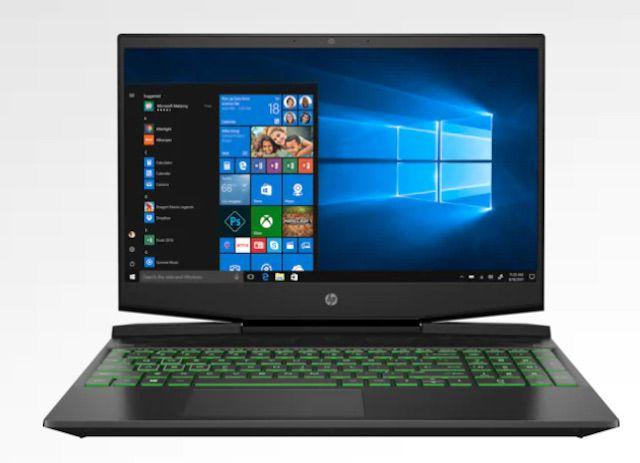 HP Pavilion Gaming Laptop 15t