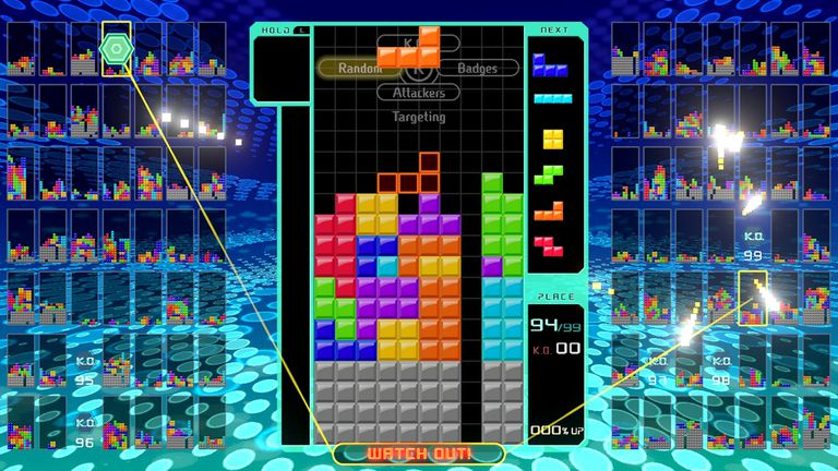 How to Play Tetris 99 on Nintendo Switch