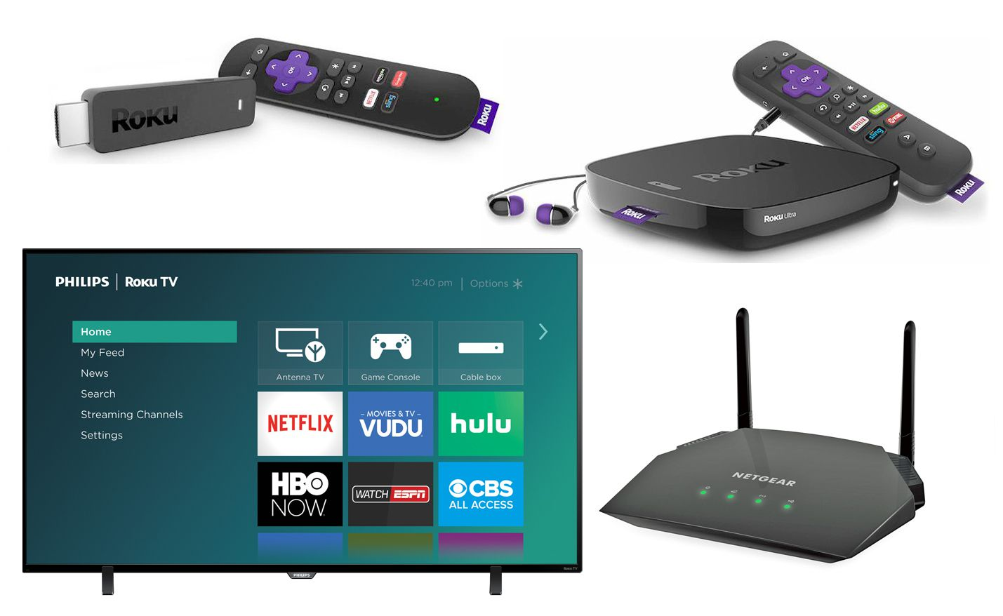 how to connect your roku to wi fi. Black Bedroom Furniture Sets. Home Design Ideas
