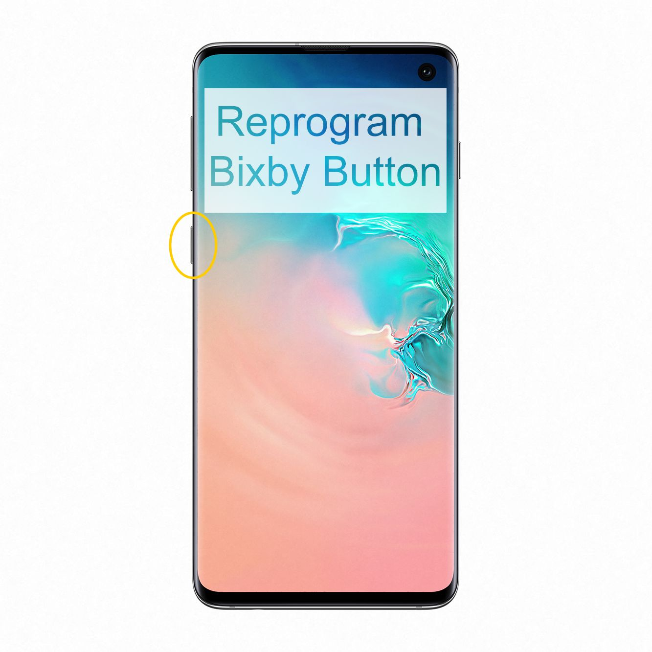 Reprogram the Bixby Button to Make It Behave the Way You Want